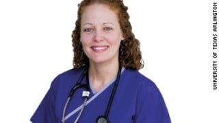 Kaci Hickox criticized New Jersey's Ebola quarantine for workers and travelers.University of Texas Arlington