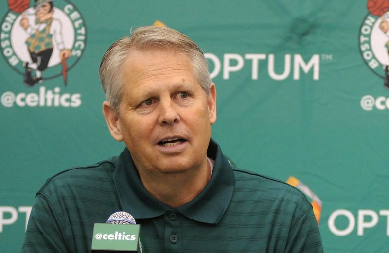 Illustration for article titled Danny Ainge Really Needs To Find A New Nickname