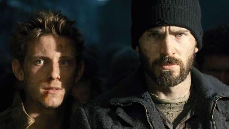 Screenshot: Snowpiercer trailer