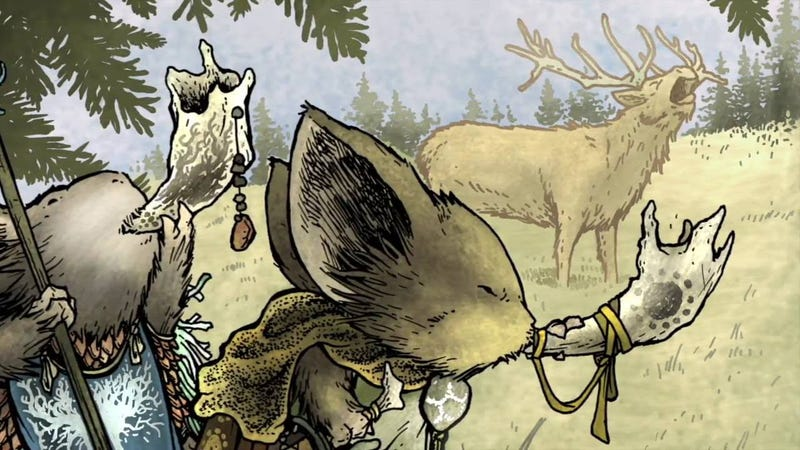 Disney Kills Fox's Mouse Guard Adaptation, But That Doesn't Mean It's Dead