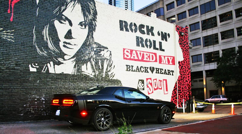 Dodge Challenger Scat Pack: American Muscle That Will Save