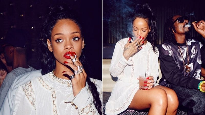 Illustration for article titled Rihanna Cancels Hometown Barbados Show on 'Don't Give a Phuck' Tour