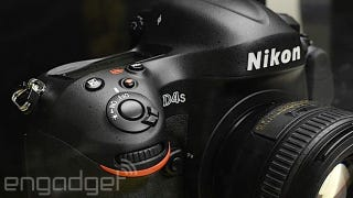 Illustration for article titled This Is Nikon's New Flagship D4S