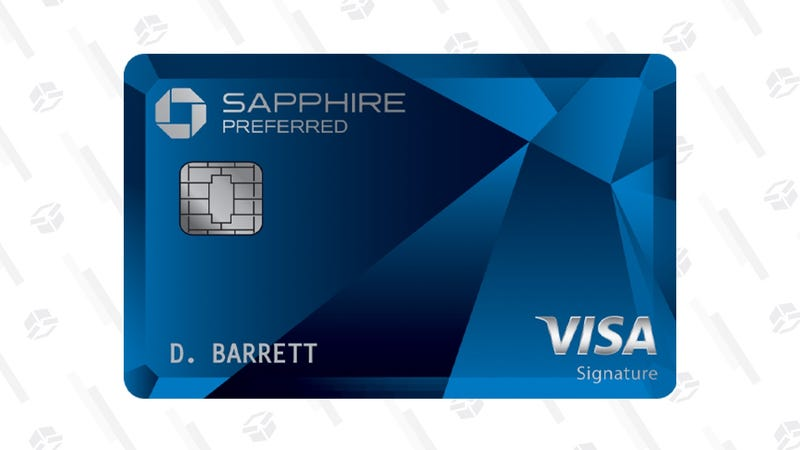 The Chase Sapphire Preferred Just Got a Bigger Welcome Offer