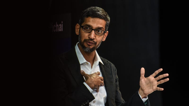 Illustration for article titled Google CEO Tries to Smooth Things Over After YouTube's Anti-LGBTQ Shitshow