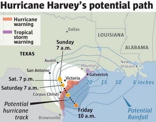Illustration for article titled BREAKING: Harvey has Wiped Mississippi off the Map