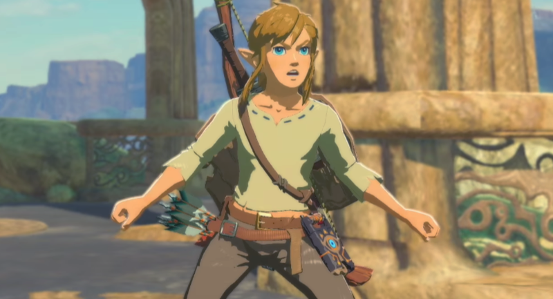 Illustration for article titled Fans Are Already Trying To Place Breath of the Wild On The Zelda Timeline