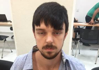 This photo of Ethan Couch surfaced online and was reportedly taken after he was captured in Mexico.NBC News screenshot