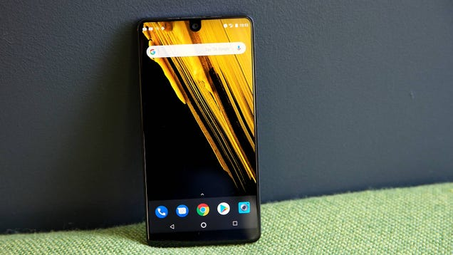 Essential s Next Phone Will Be a Wildly Different, AI-Powered Companion: Report