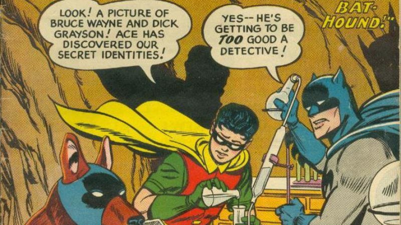 Ace, Batman's Bat-hound