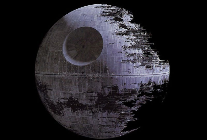 Illustration for article titled The White House will not build a Death Star, tells us in hilariously geeky fashion