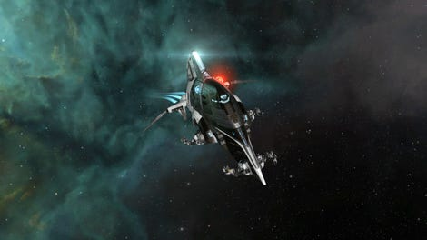 One EVE Online Player Is Dominating Its New PvP Mode