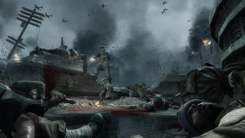 Hackers aside call of duty world at war is still gruesome fun its been nearly ten years since the release of call of duty world at war the last game in the series to dip into world war ii before last years revival gumiabroncs Gallery