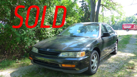 The Homemade Ad For That Used Honda Accord Drove Its Price So High