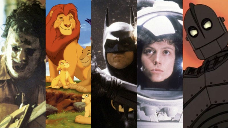2019 Movie Anniveraries From Batman to James Bond and Star Trek