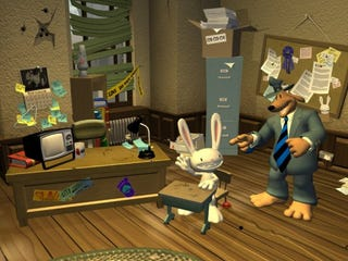 Illustration for article titled Sam & Max Season One Coming To Wii In November