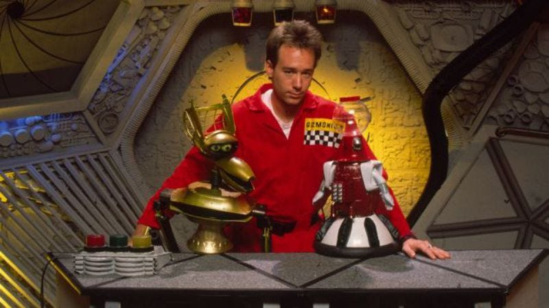 Illustration for article titled Joel Hodgson is bringing back Mystery Science Theater 3000