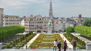 Anyone from Brussels on Oppositelock?