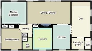 Illustration for article titled Plot Your House Color Palette to Evolve Interior Design