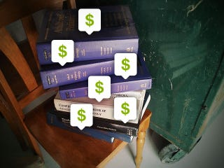 Illustration for article titled How to Get the Most Money When Selling Your Textbooks