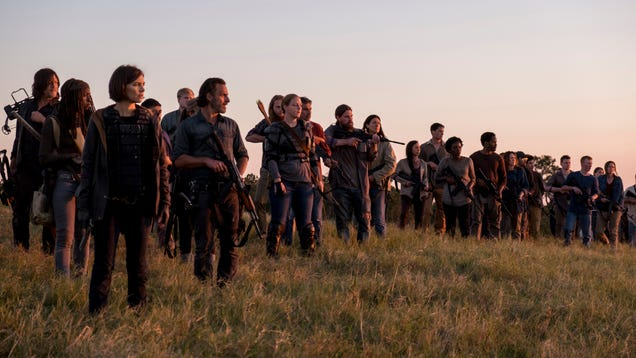 The Walking Dead Didn t Earn Its Season Finale in the Slightest