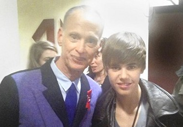 Illustration for article titled When Justin Bieber Met John Waters