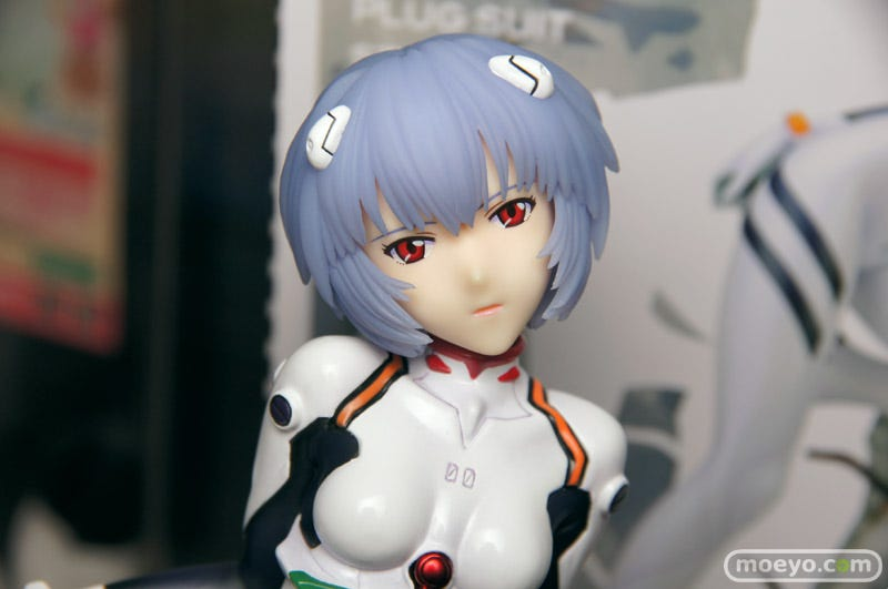 Illustration for article titled Another Rei Ayanami Figure For the Pile