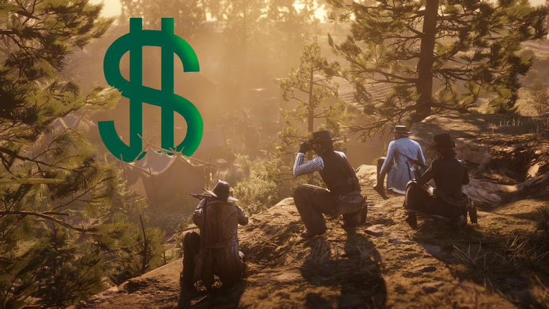Illustration for article titled Players Are Already Upset About Red Dead Online's Economy