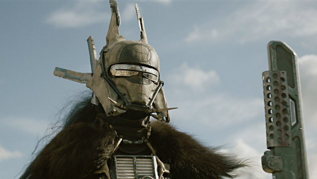 This Star Wars Concept Art Shows Off the Complex Stylings of Enfys Nest s Gang