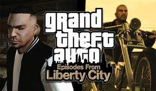 Illustration for article titled Grand Theft Auto: Episodes from Liberty City Announced for PS3 and PC