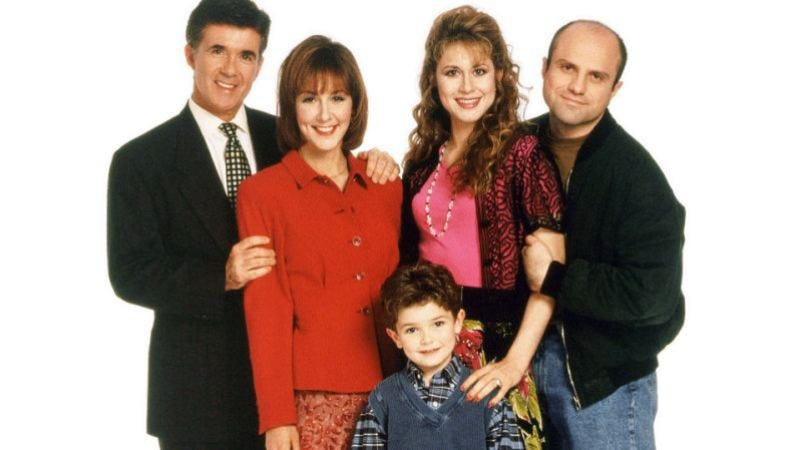 The cast of Hope and Gloria