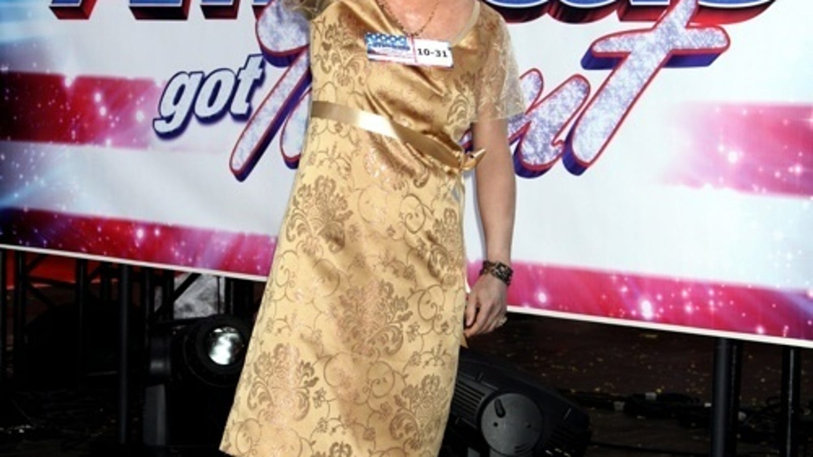 Lester Holt Dreams A Dream In His Susan Boyle Costume