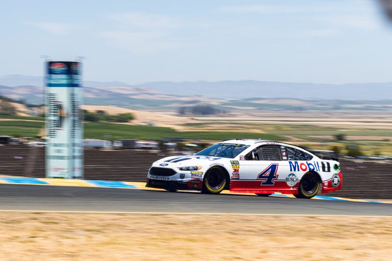 Illustration for article titled Some Extremely Untimely and Mediocre Photos of NASCAR at Sonoma Raceway, Among Other Things