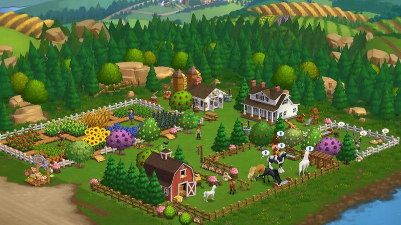 Illustration for article titled University Researchers Discover Cure for FarmVille Bots