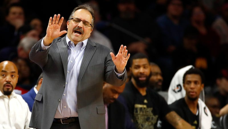 Illustration for article titled Pistons Fire Stan Van Gundy, And It Looks Like The Coach-GM Hybrid Job Is Dying
