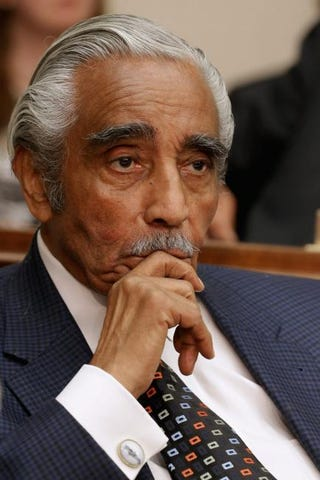 Rep. Charlie Rangel (D-N.Y.) in 2013Chip Somodevilla/Getty Images