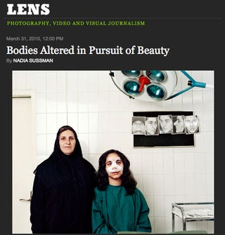 """Illustration for article titled Is It Possible To Stop The """"Globalization"""" Of Beauty?"""