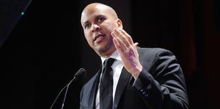 Cory Booker (Brad Barket/Getty Images)