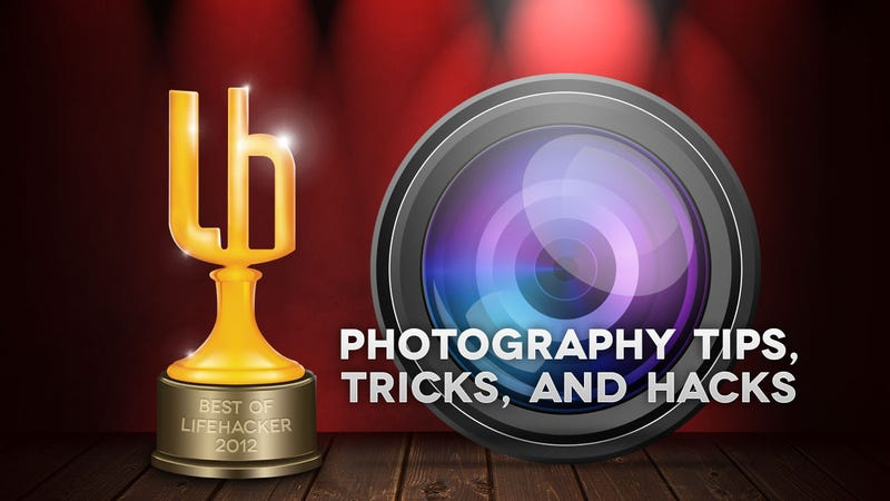 Illustration for article titled Most Popular Photography Tips, Tricks, and Hacks of 2012