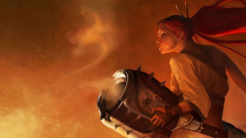 Illustration for article titled Oh Boy, Heavenly Sword Is Getting A Movie Too