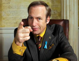 """Illustration for article titled """"Better Call Saul"""" is a go!"""