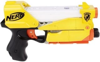 Illustration for article titled EA To Bring Us More NERF Than We can Shake a Foam Sword At
