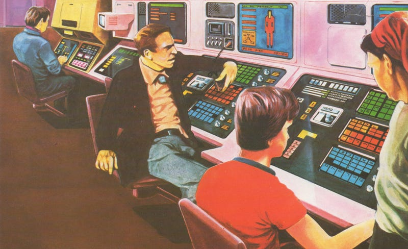 Illustration for article titled The Computer Doctor Every '80s Kid Was Promised