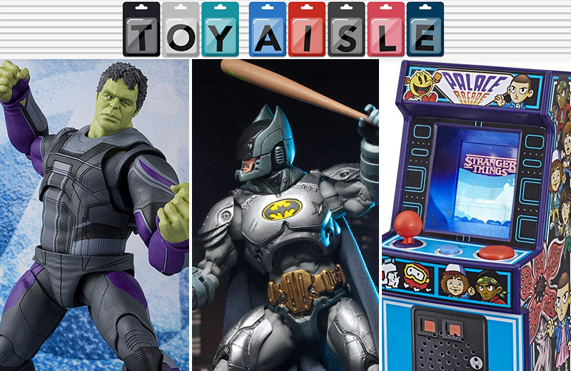 Illustration for article titled Batman's Got a Bat, Man, and More of the Best Toys of the Week