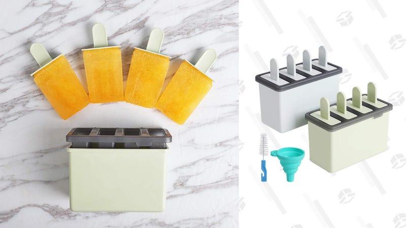 Kootek Popsicle Molds | $8 | Amazon