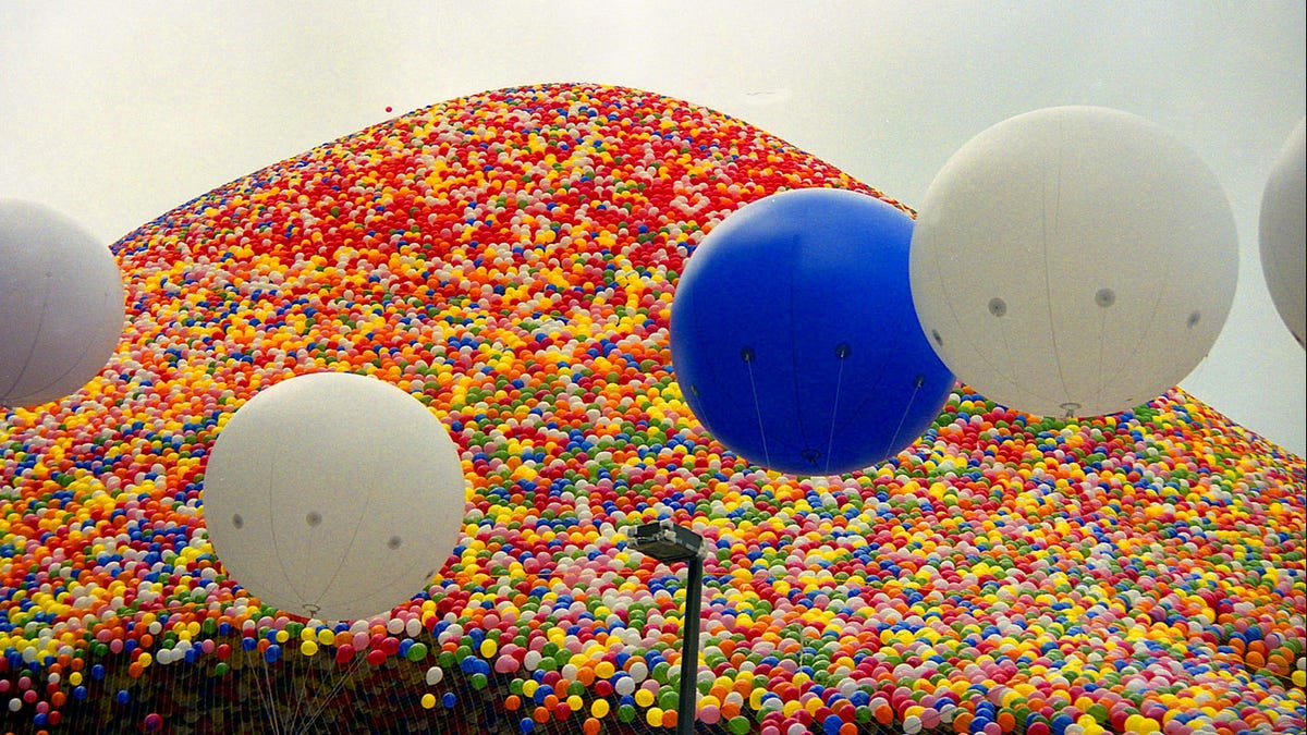That Time Cleveland Released 15 Million Balloons And Chaos Ensued
