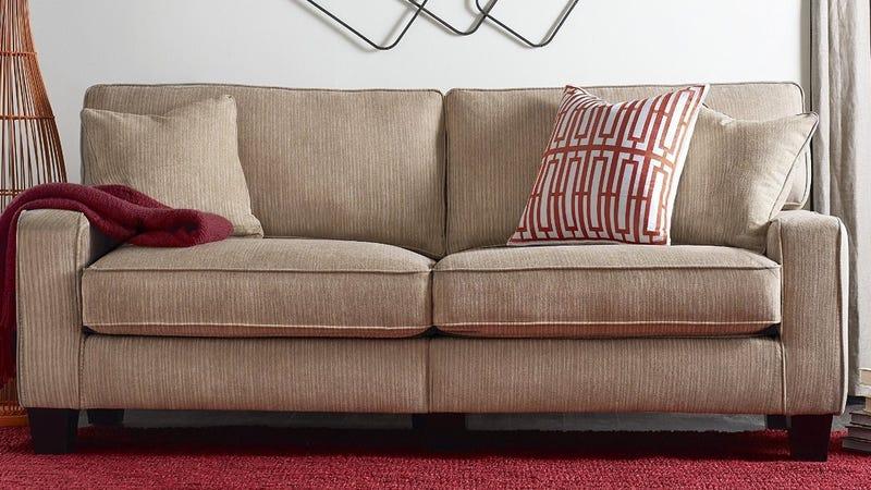 """Serta Palisades Collection 78"""" Sofa, $253"""