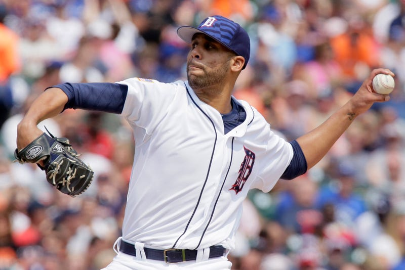 Illustration for article titled David Price Says Seattle's Bullpen Mound Is Dangerous