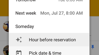 Illustration for article titled Inbox by Gmail Adds More Intelligent Snooze Alerts for Emails with Dates
