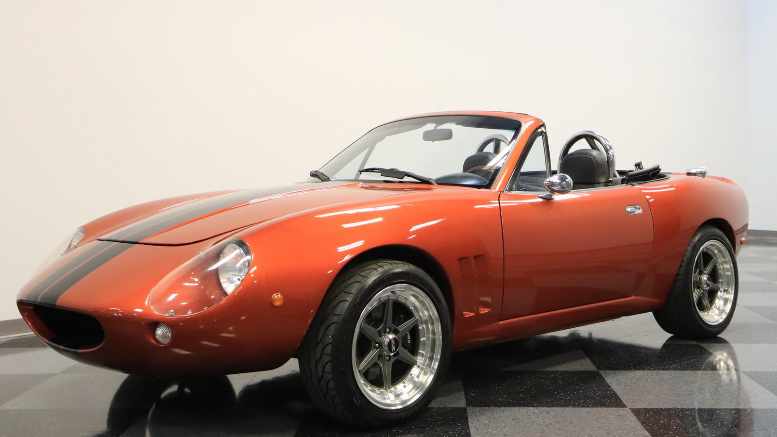 At 26 995 Is This Custom 1990 V8 Mazda Miata A Total